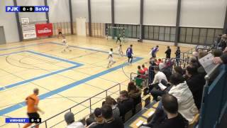 01.02.2017 PJK - SoVo klo19.30 Futsal-liiga