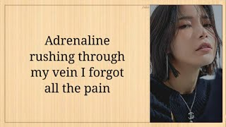 Download Solar - Adrenaline Lyrics    Vincenzo OST Part 3