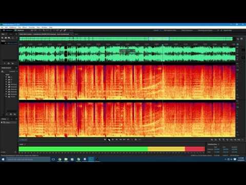 DOOM 2016 Cyberdemon Spectrogram (FULL TRACK) (60FPS)