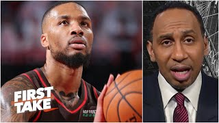 Stephen A.: Damian Lillard is underappreciated | First Take
