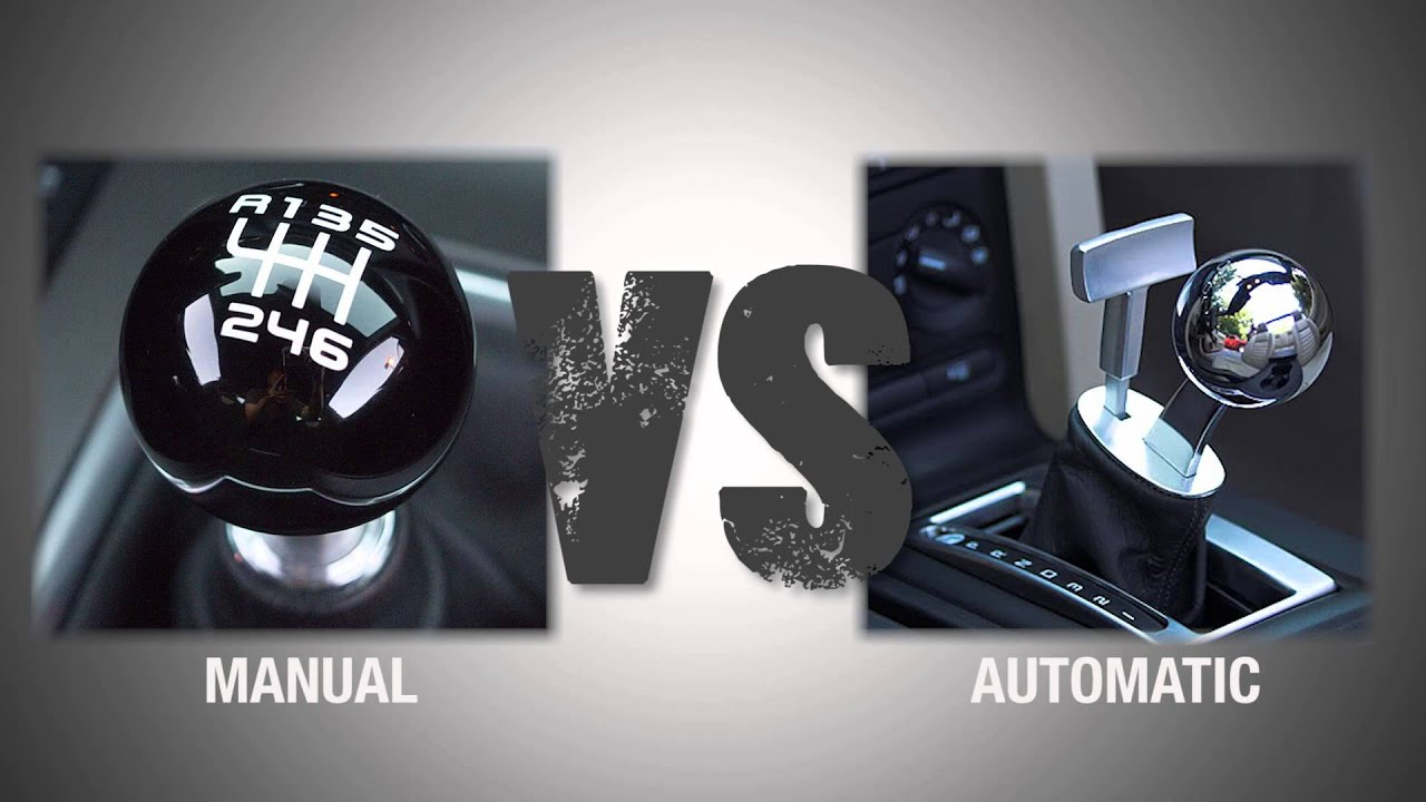 Throwdown Thursday Manual Vs Automatic Transmissions Manual Guide