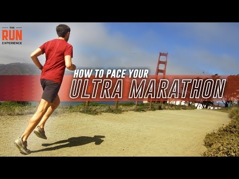 How To Pace For Your Ultra Marathon
