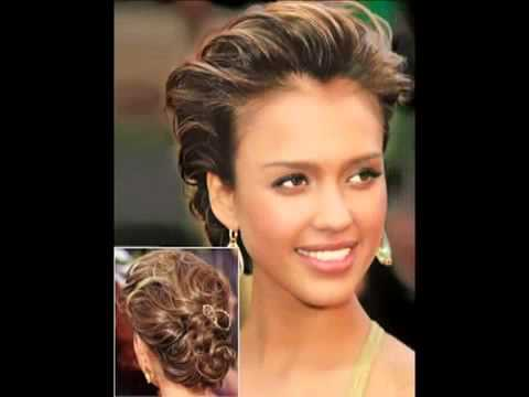 Jessica alba updo hairstyles youtube jessica alba updo hairstyles pmusecretfo Image collections