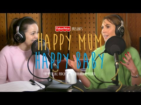 Alex Jones  HAPPY MUM, HAPPY BABY: THE PODCAST  AD