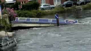Sunken Hire Boat