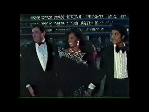 Michael Jackson Diana Ross 1981 53rd Academy Awards (Oscars) Full Show Part 1