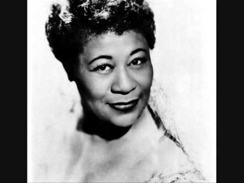ella fitzgerald - i can't give you anything but love (louis armstrong impersonation)
