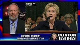 Family Member of Benghazi Victim: 'Hillary Clinton Is a Serial Liar'
