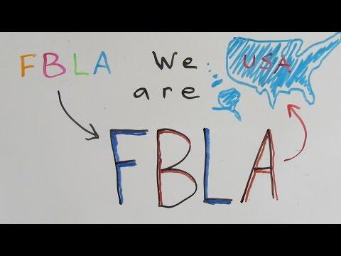 FBLA Recruitment Video - 2015