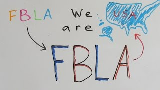 FBLA Recruitment Video - 2015