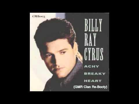 Billy Ray Cyrus - Achy Breaky Heart (RoxS Cut) - YouTube
