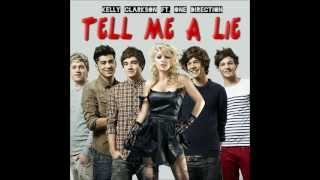 Tell Me A Lie - Kelly Clarkson Ft. One Direction (New Mashup 2012) HD