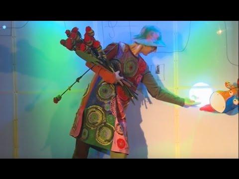 Герои премьерного спектакля «Топотушки» втеатре кукол «Теремок» порадовали самых маленьких вологжан