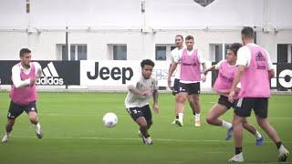 ⚔️ Juventus Work Hard ahead of Clash in the Capital! | Juventus Training
