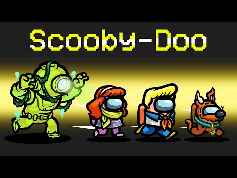 SCOOBY DOO Imposter Mod in Among Us