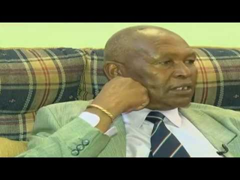 News Makers - Kipchoge Keino