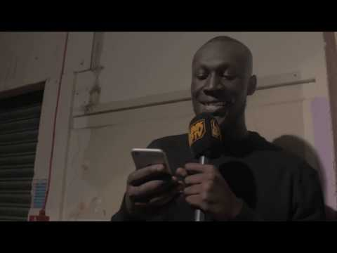 Stormzy Answers Fan's Questions via Instagram | Link Up TV