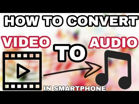 How to convert video to audio mp4 to mp3 (தமிழ் || TAMIL)