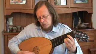 Anthony Holborne - Fantasia (3)- Lute