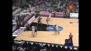 ΠΑΝΑΘΗΝΑΙΚΟΣ 89-83 Kinder Bologna FINAL4 BOLOGNA 2002