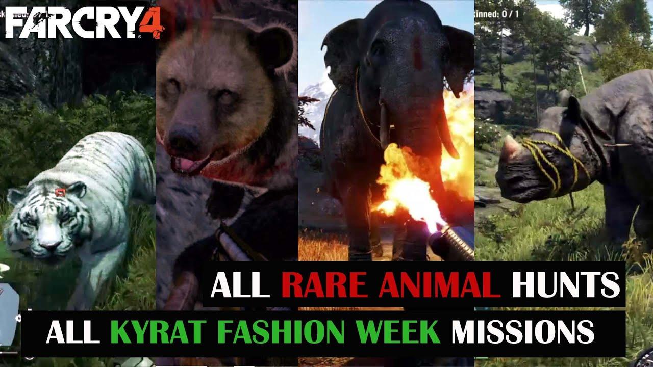 Far Cry 4 (PS4) KYRAT FASHION WEEK