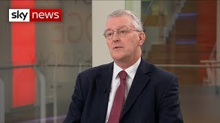 Hilary Benn: 'The plan fails to offer clarity'