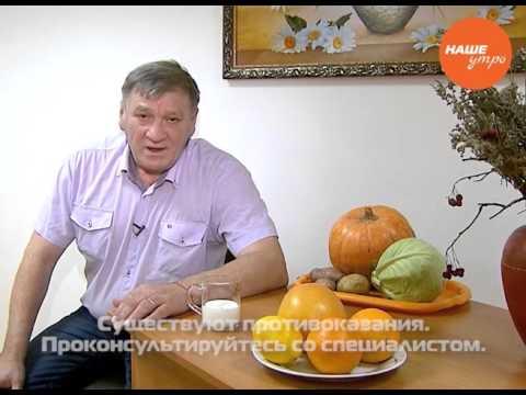 Борис Михайлович рассказывает о полезных свойствах молока