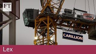 Why Carillion went into liquidation