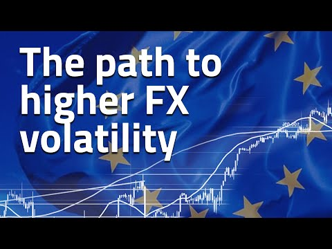FX Volatility - What could cause vols in EURUSD to spike?