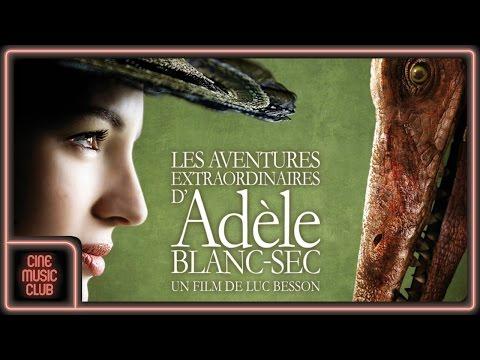 """Eric Serra - Temps mort (Extrait de la musique du film """"Adèle Banc-Sec"""")"""