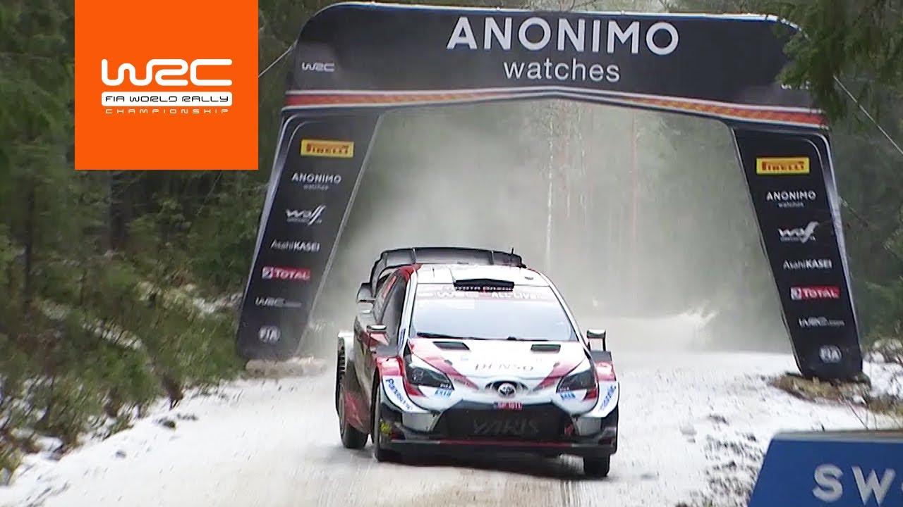 WRC - Rally Sweden 2020: Kalle Rovanperä