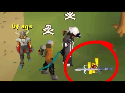 Smiting Pures with a NEVER before seen PKing Combo (31M loot in 5 Minutes) 