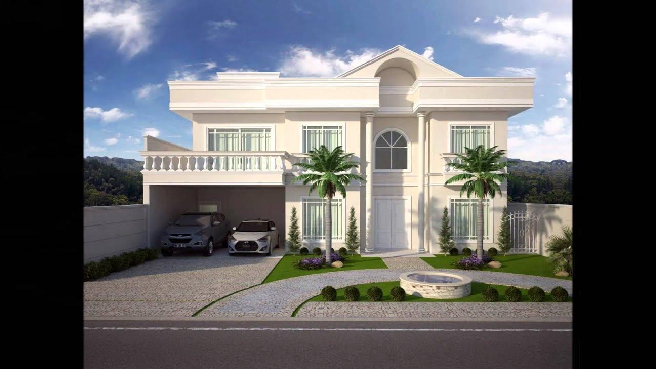 projetos de casas arquitetura classica arquiteto caio