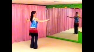 Finger Cymbals 3: Basic Zill Patterns for Bellydance Beginners by Anthea (Kawakib)