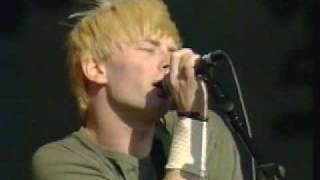 Radiohead You live 1994.