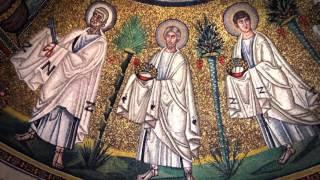 Уроки византийского пения - Урок 1