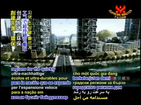13  SAVE OUR PLANET   Eco city in design by China government