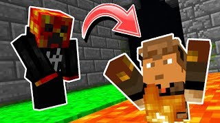 NEVER play Minecraft LAVA PARKOUR with PrestonPlayz...