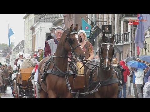 Optocht viering 500 jaar reformatie Kampen