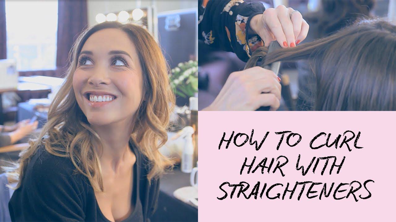 Hair Hacks How To Get Beachy Waves Like Myleene Klass