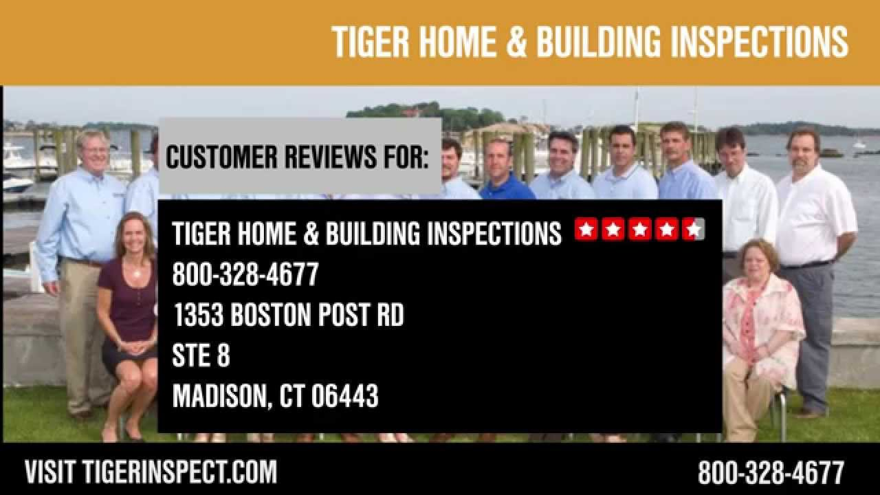 Tiger Home Building Inspections Reviews Madison Ct Home