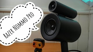 Razer Nommo Pro Unboxing and review