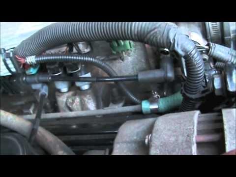 LT1 EVAP Purge line repair  YouTube