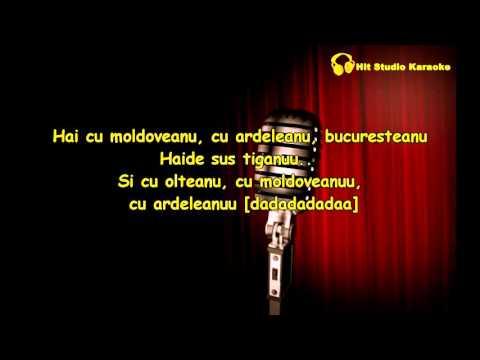 Ionut Cercel - Made in Romania Karaoke
