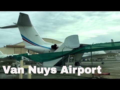 25 Minutes Van Nuys (VNY) California Airport Driving Directions 25 Minutes