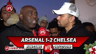 Arsenal 1-2 Chelsea | Lacazette Isn't Playing Well & What's Up With Pepe? (Curtis)
