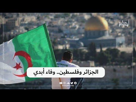 """من زمن """"مع فلسطين ظالمة أو مظلومة"""" في السبعينات إلى اليوم.. الجزائريون يدينون اتفاق التطبيع"""