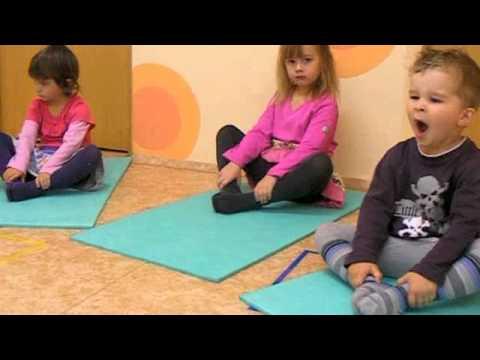 Stretching - protažení a cviky na kulatá záda