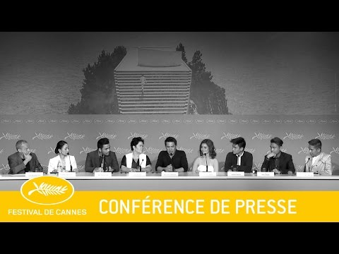MA'ROSA - Press Conference - EV - Cannes 2016