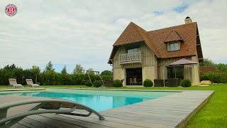 Villa en Normandie pour l